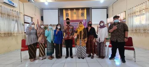 Wisuda SMAN 14 Semarang TA 2020/2021