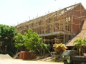 Album Dokumentasi Pembangunan Gedung Sekolah