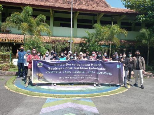 KSN SMA NEGERI 14 SEMARANG TAHUN 2021